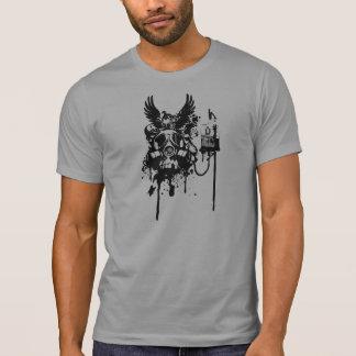 Skull Bag T-shirts