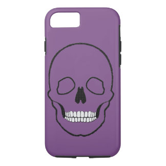 Skull black Case-Mate iPhone case