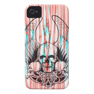 Skull Blackberry Bold Case
