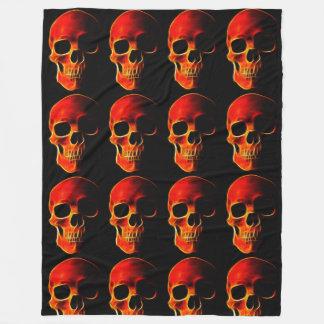 Skull Blanket