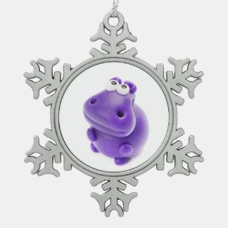 Skull Blaster Ornament