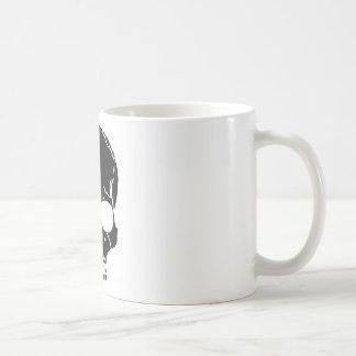 Skull Bone Bones Skeleton Skeletal Creepy Spooky Coffee Mug