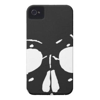 Skull Bone Bones Skeleton Skeletal Creepy Spooky iPhone 4 Case