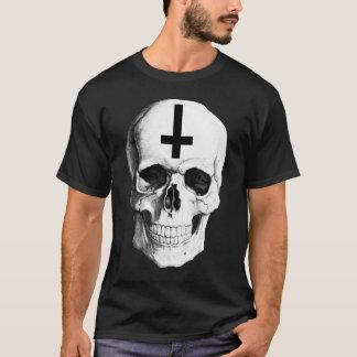 Skull Bone Men's Basic Dark T-shirt