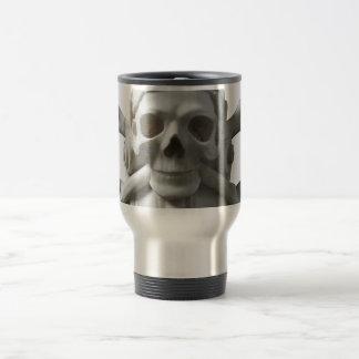 Skull & Bones Pirate Drinking Mug