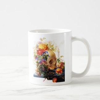 Skull Bouquet Mug