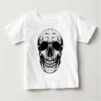 SKULL by THE ART DUMP Baby T-Shirt