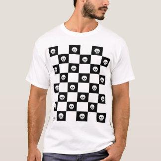 Skull Checkers T-Shirt