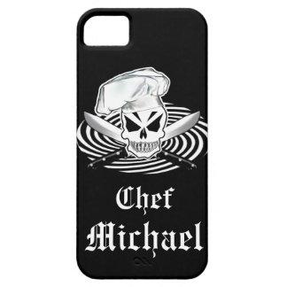 Skull Chef iPhone case