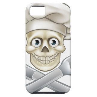 Skull Chef Pirate Cartoon iPhone 5 Cases