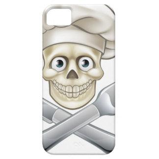 Skull Chef Pirate Cartoon iPhone 5 Covers