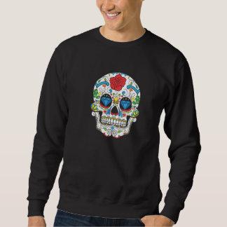 Skull Crewneck Sweatshirt