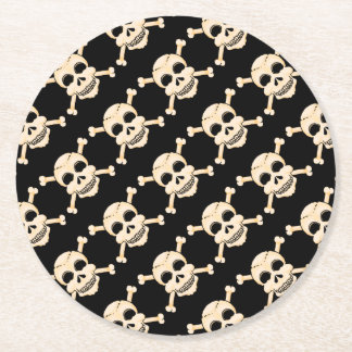 Skull & Crossbones Coasters