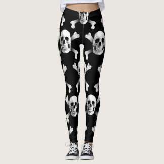 Skull & Crossbones / Leggings