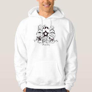 Skull & Crossbones -Shirt Hoodie