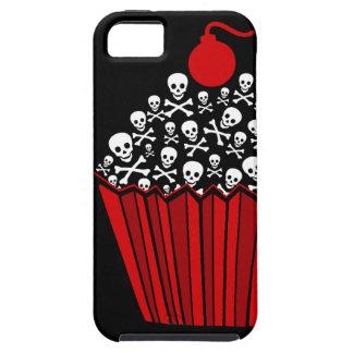 Skull Cupcake iPhone 5 Cases