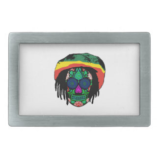 Skull Daze Belt Buckle