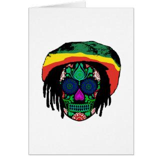 Skull Daze Card