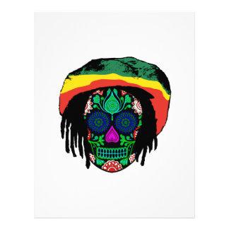 Skull Daze Letterhead