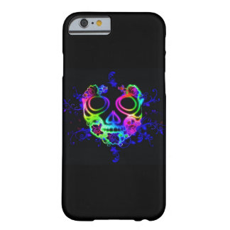 Skull design barely there iPhone 6 case