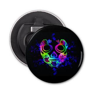 Skull design bottle opener