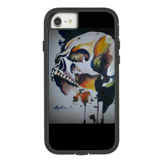 Skull Design on Apple Iphone 7 Case-Mate Tough Extreme iPhone 8/7 Case