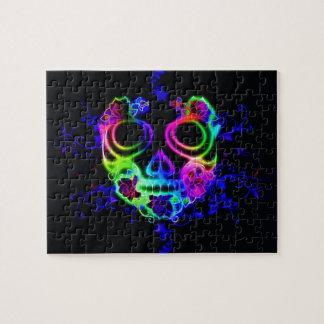 Skull design puzzle
