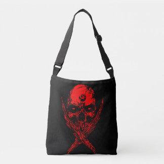 Skull Diabolus Crossbody Bag