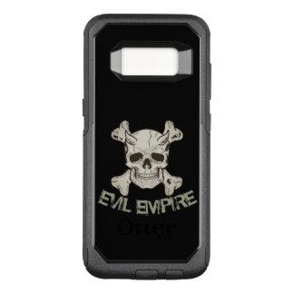 Skull Evil Empire OtterBox Commuter Samsung Galaxy S8 Case