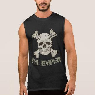 Skull Evil Empire Sleeveless Shirt
