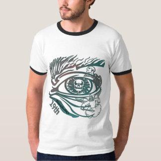 Skull Eye 19th Birthday Gifts T-Shirt