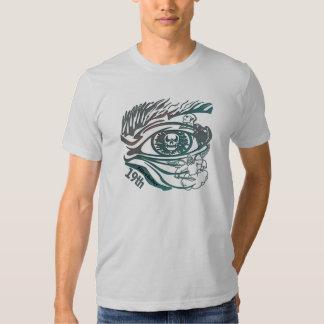 Skull Eye 19th Birthday Gifts T-shirts