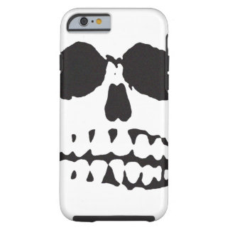 Skull Face Vibe iPhone 6 case