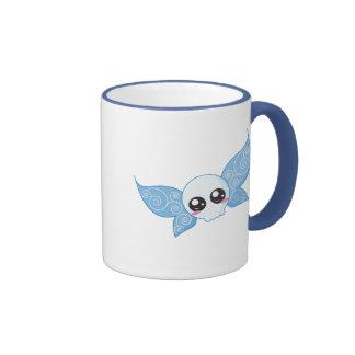 Skull Fairy - Blue Mugs
