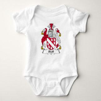 Skull Family Crest Baby Bodysuit