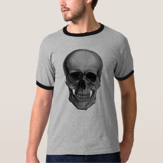 Skull For Horror Fans and Goths Shirts