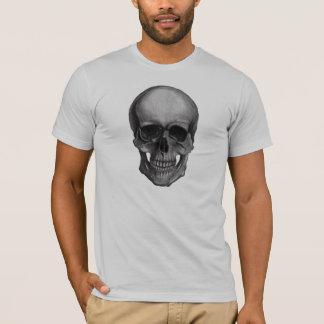 Skull For Horror Fans and Goths T-Shirt