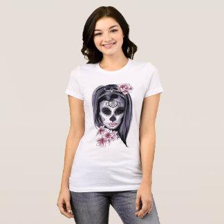 Skull girl design T-Shirt