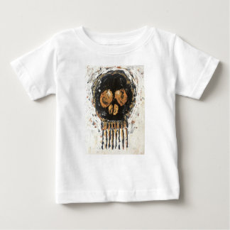 Skull Gold Mine Baby T-Shirt