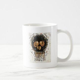Skull Gold Mine Coffee Mug