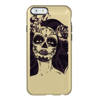 Skull Gothic Incipio Feather® Shine iPhone 6 Case