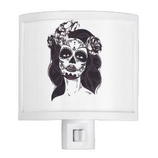 Skull Gothic Nite Lights