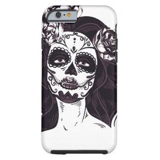 Skull Gothic Tough iPhone 6 Case