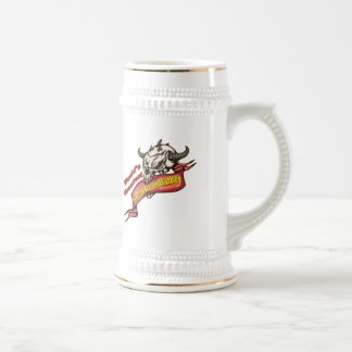 Skull Great Grandfather Fathers Day Gifts Beer Steins