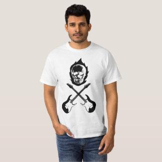 Skull Guitar T-Shirt