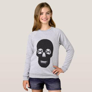 Skull Halloween Sweatshirt
