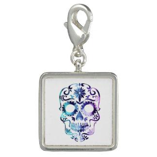 Skull Halloween Symbol Photo Charms