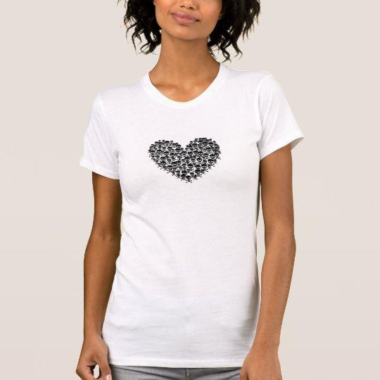 Skull Heart T-Shirt