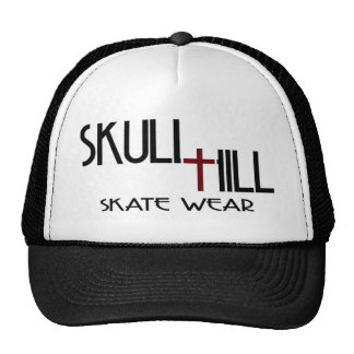 Skull Hill Cap Trucker Hat