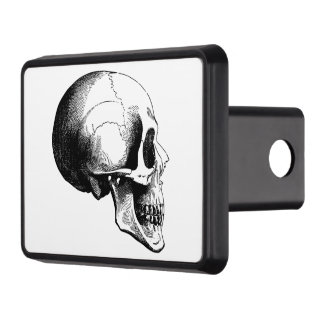 """Skull  Hitch Cover 2"""" Receiver"""